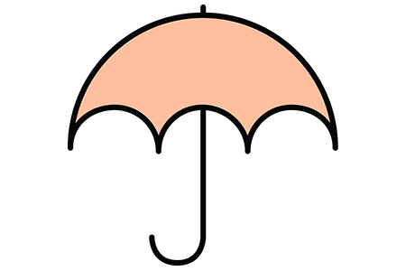 Sarasure umbrella icon