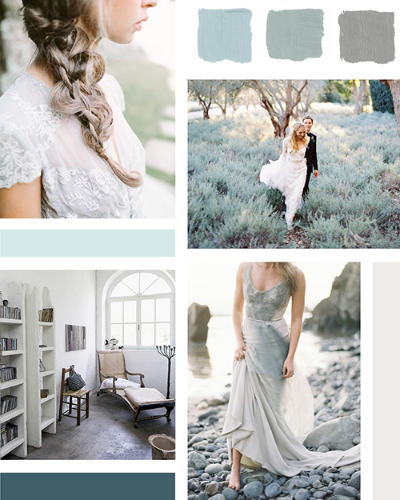 Viridian Ivy Inspiration Board