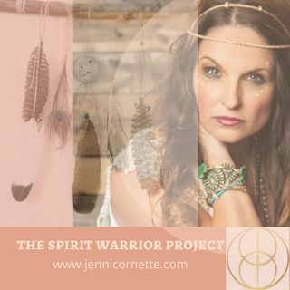 The Spirit Warrior Training One on One Immersion Training with Jenni 3 month, 6 month, or 12 month options are offered.