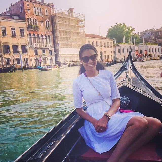 Venice gondola ride #venice #veniceitaly #travel #gondola