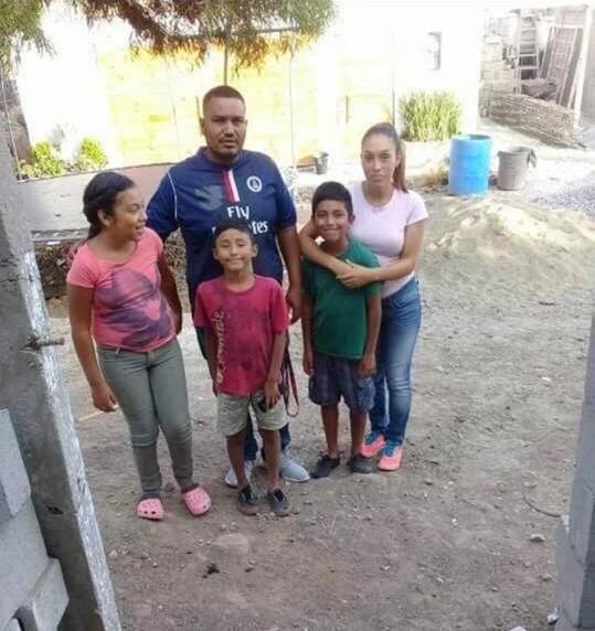 Arteaga Torres Family