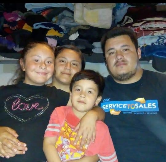 González García Family