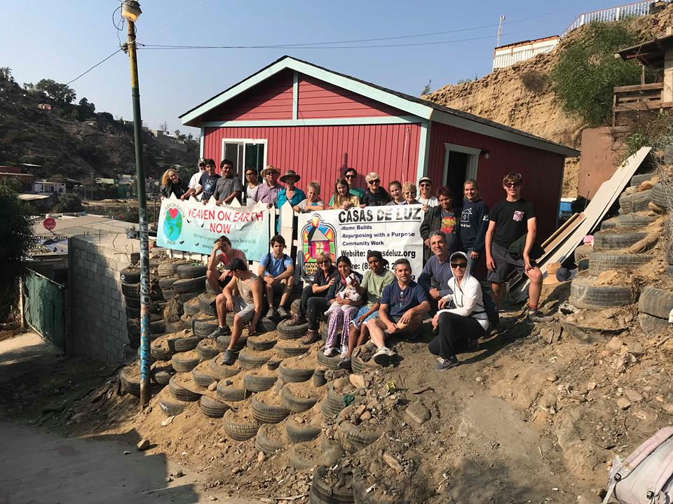 This home was sponsored by Mission Hills Church and completed on November 11, 2018!