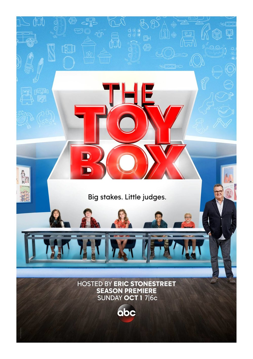 As seen on ABC's The Toy Box!! -