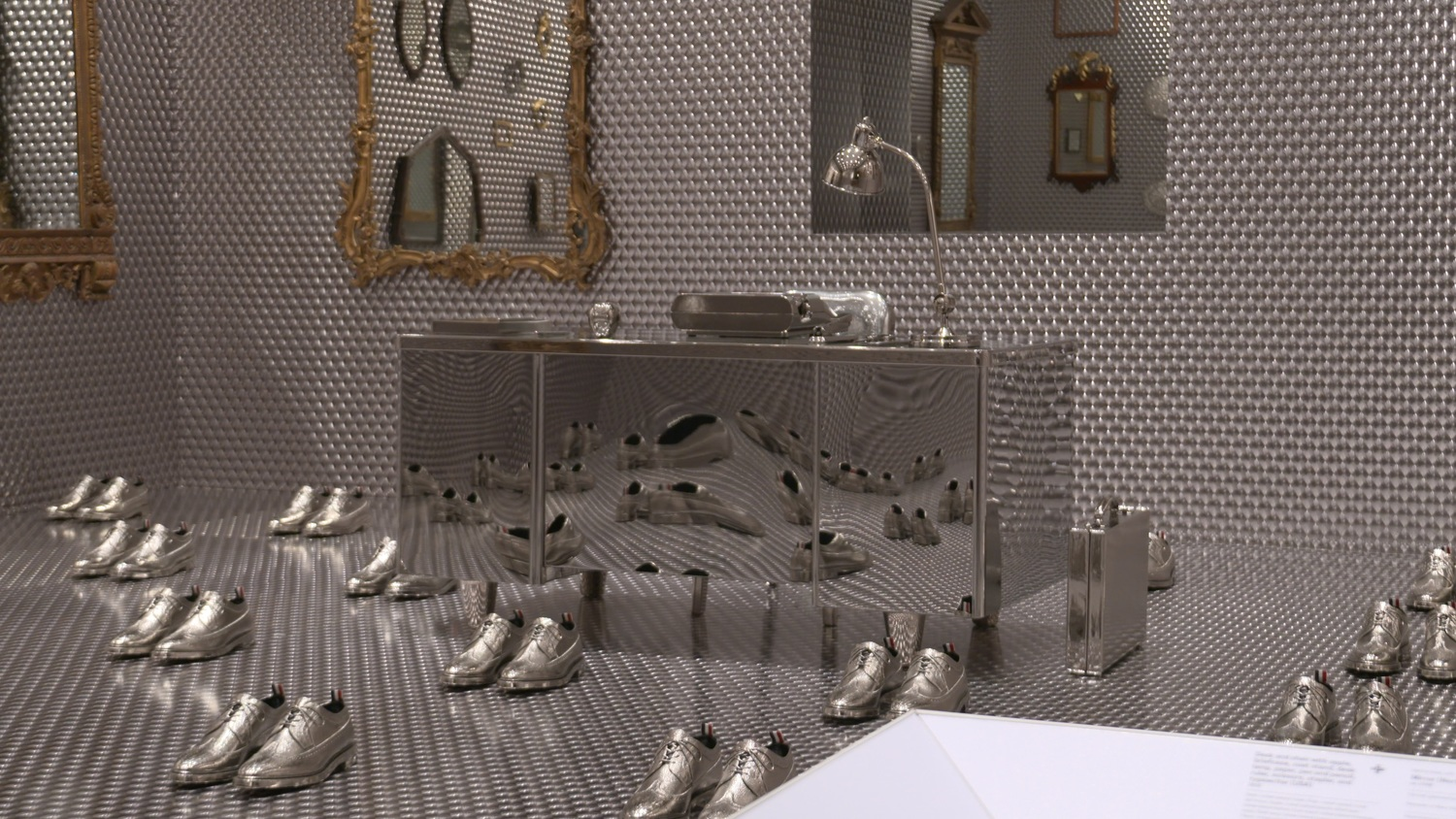 8d432509fc The Cooper Hewitt Design Museum Presents Thom Browne Selects — Videofashion