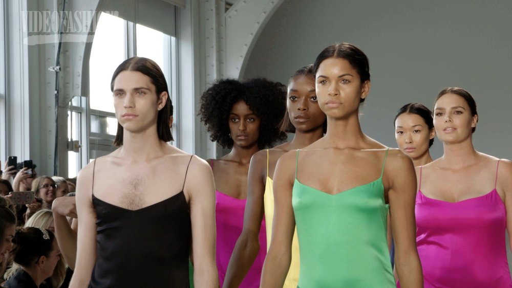 Diversity on the Runway (Spring 2018)
