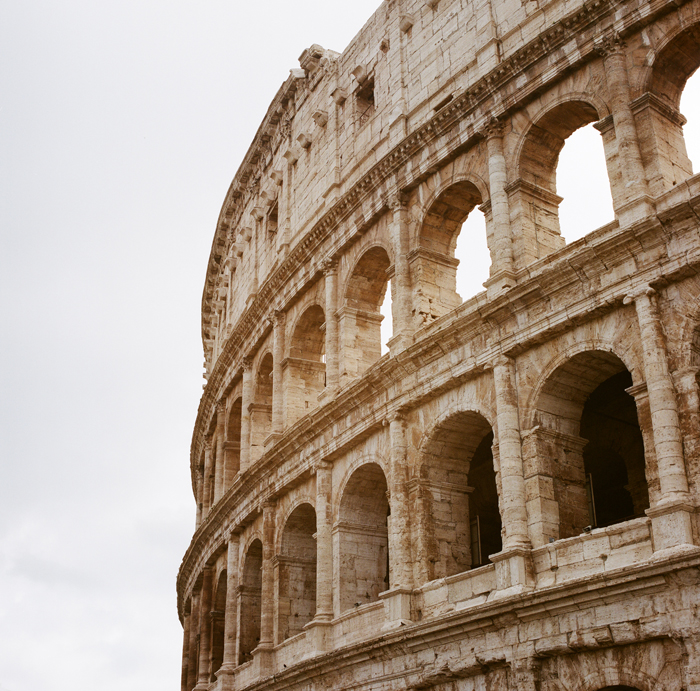 Photographing Rome - Colosseum - Travel Photography Tips and Highlights from Rome & Paris