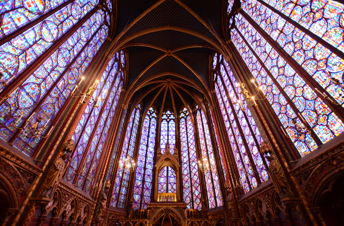 Pictures of Paris - Sainte-Chappel - Tips for Taking Good Travel Photos