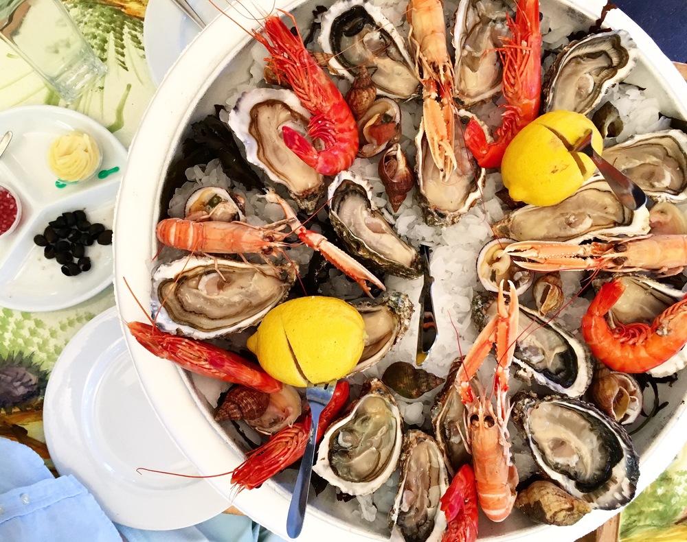 france seafood