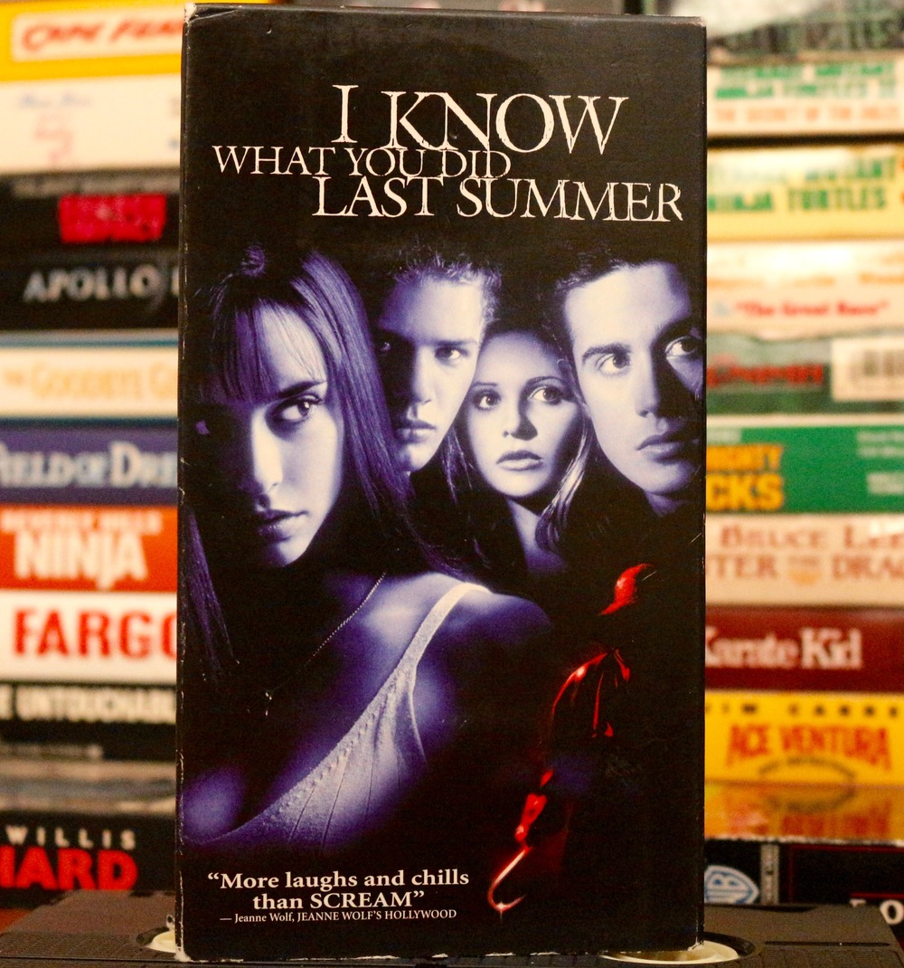 04. I Know What You Did Last Summer