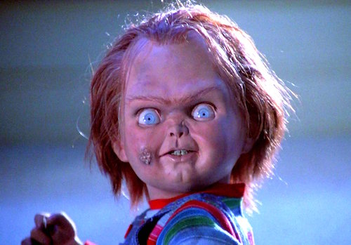 Meet Chucky, your friend 'til the end from  Child's Play!