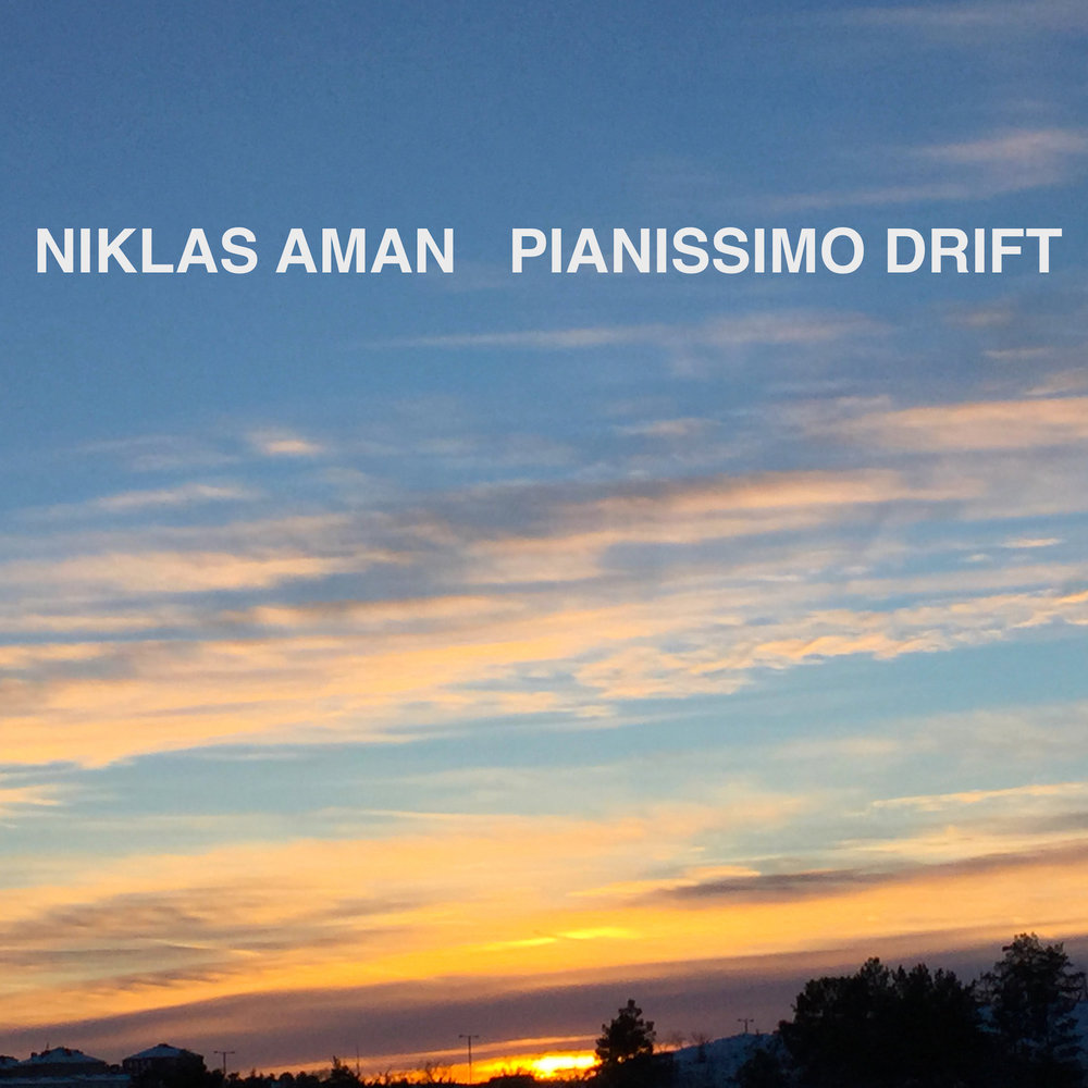 Pianissimo Drift album cover