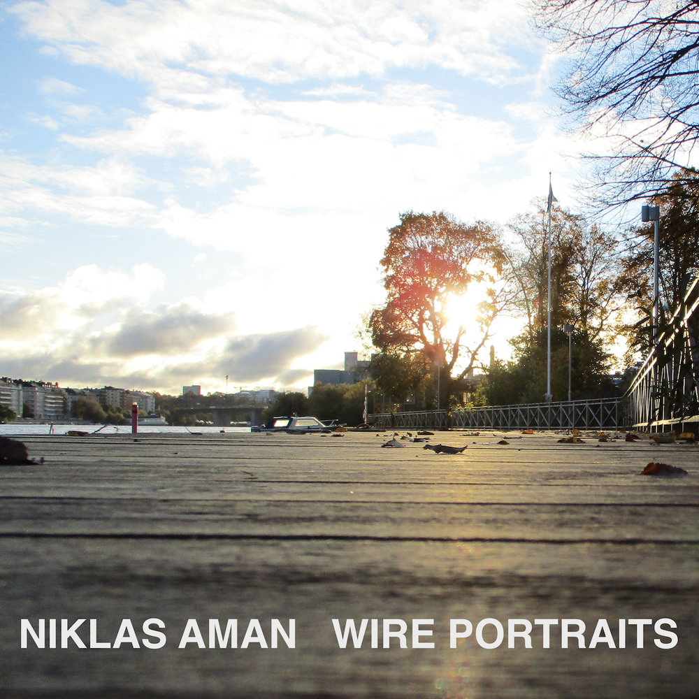 Wire Portraits album cover