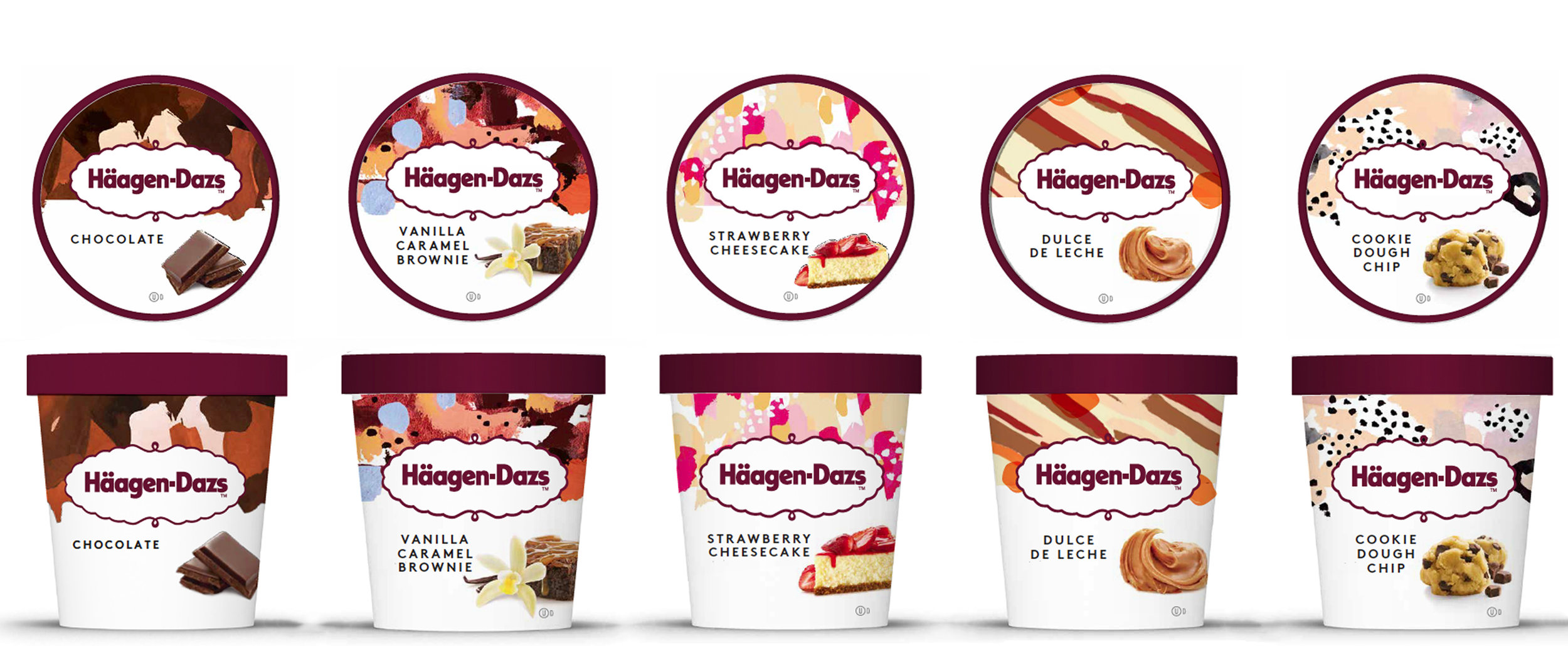 Image result for haagen dazs
