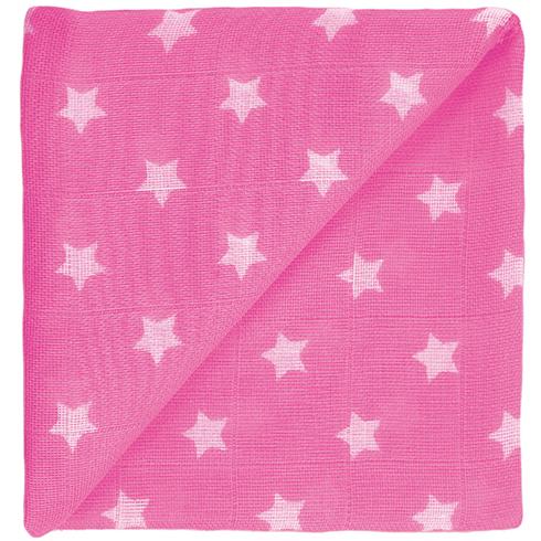 73 blanc/pink étoiles