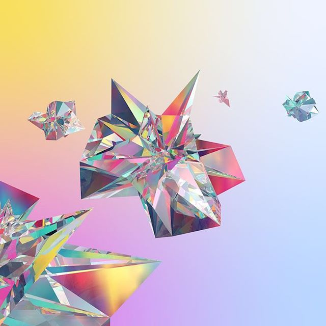 #cinema4D #C4D #graphicdesign #graphicdesigner #3D #3Dart #refraction #sculpting  #cinema #grafisk #grafiskdesigner