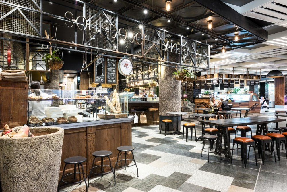 the food market - The URBN Food Market focuses on approachable, serious,healthy food.Our menu offers our guests a complete dining experience, by combining recognisable concepts and ingredients with a smartly designed hospitable environment.