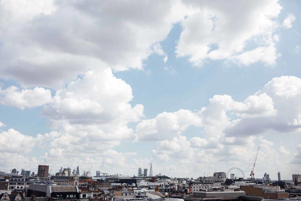 Becky & Ollie - London   ClaridgesPhotographer - Matt Porteous