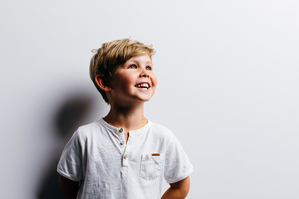 Child Portfolio Shot