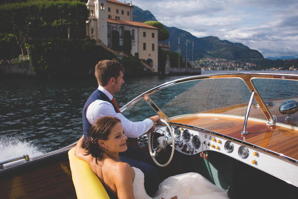 Tess & JP - Lake como - Italy