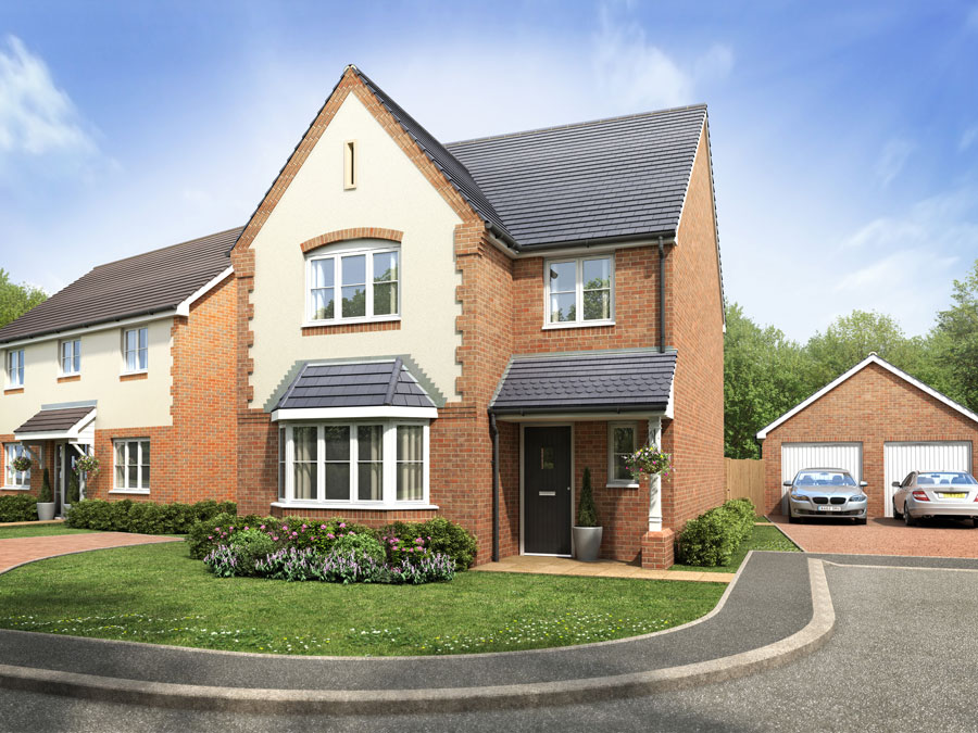 New Houses For Sale In The West Midlands Kendrick Homes