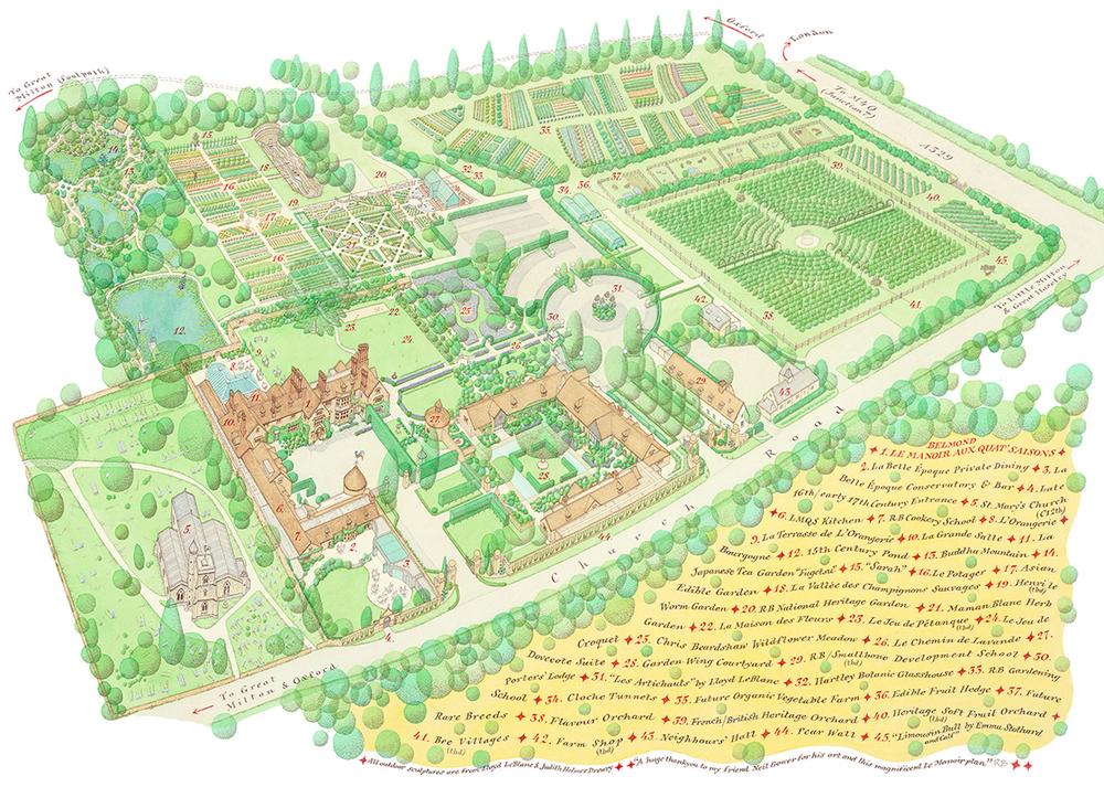 Garden Portfolio Neil Gower