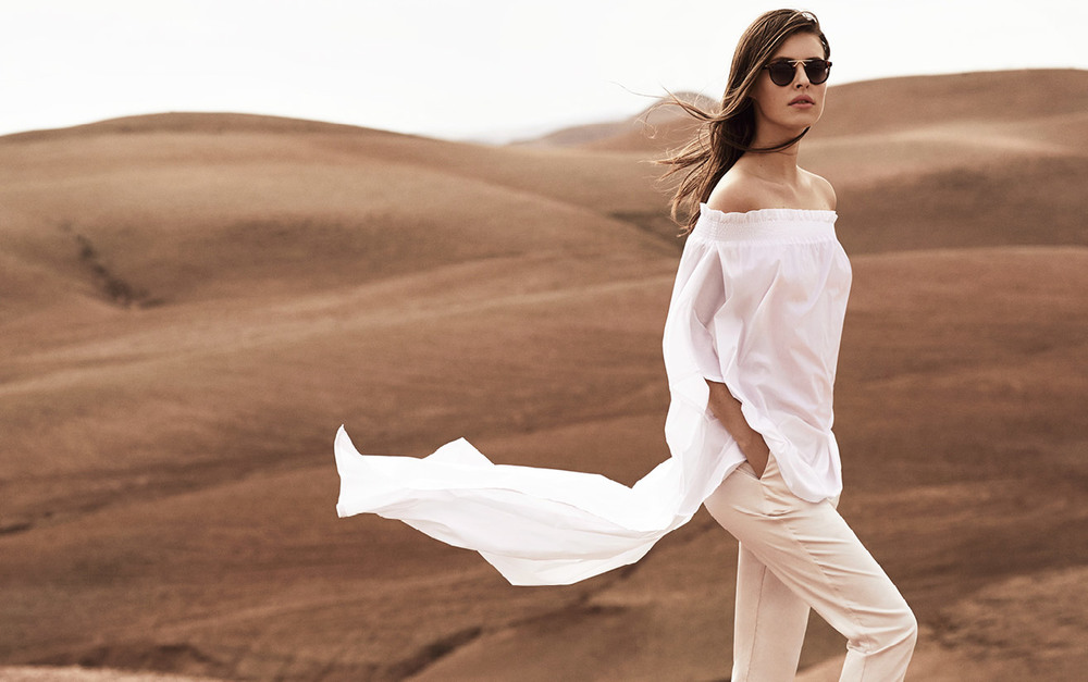 Explore confident layering with RIVA WOMENS - Spring Summer2015 Collection