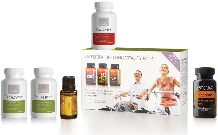 CLEANSE & RESTORE KIT - THE ESSENTIALS TO PROMOTE LIFELONG HEALTH
