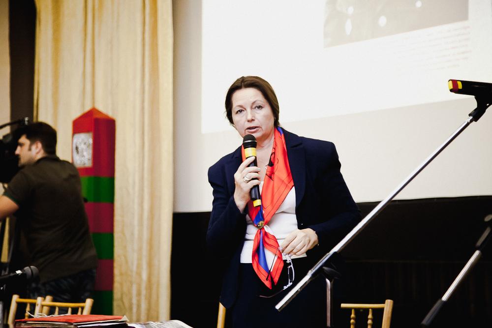 Виктория Радишевская, редактор книги, генеральный директор издательства «ВегаПринт»