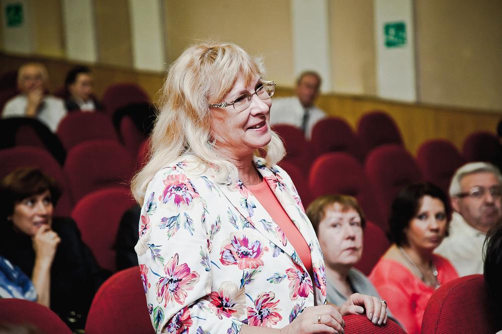 Наталья Михайловна Емельянова, заместитель начальника ЦАМО РФ