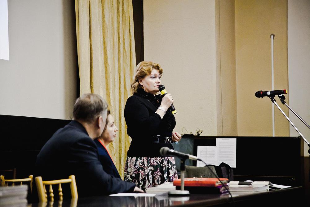 Валентина Ивановна Лагункина, министр социальной защиты населения правительства Московской области в 2005–2013 гг.