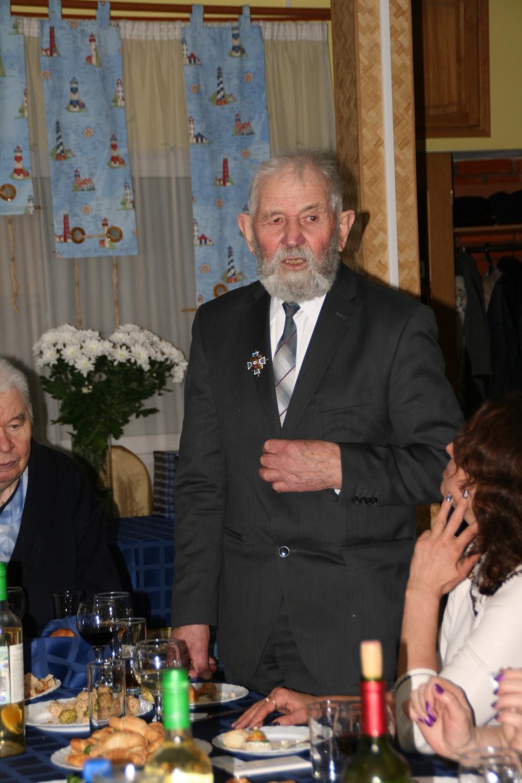 Алексей Елисеевич Доничев, муж Августины Филипповны, инженер-испытательТуполевской фирмы.