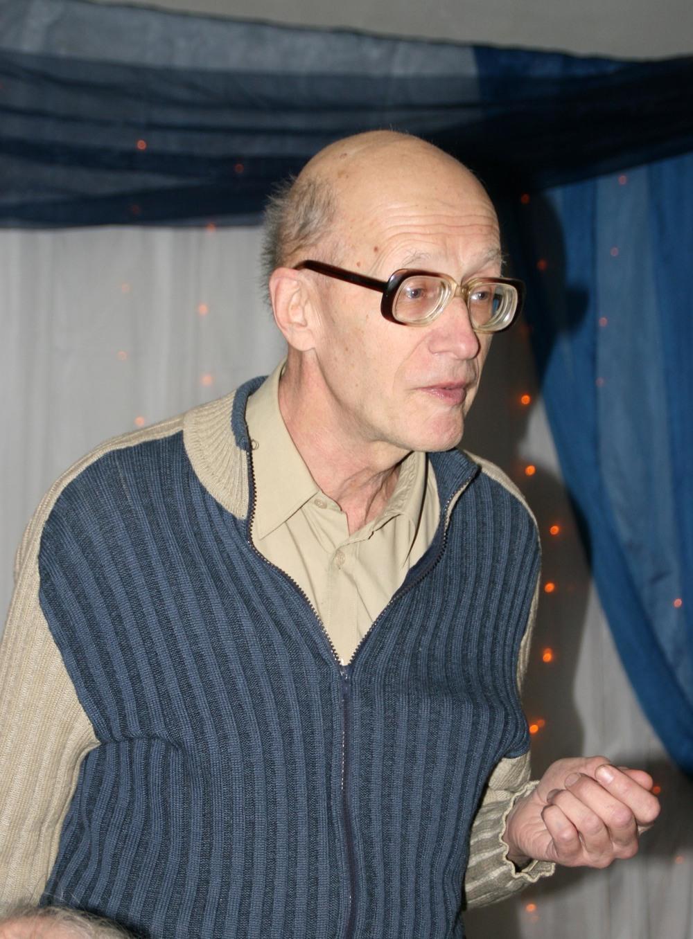 Профессор Владимир Витальевич Горбацевич (В.В.Г.), астролог и математик.