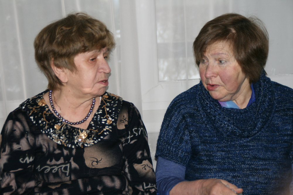 Астрологи Зоя Александровна Павлова и ТатьянаНаумовна Генова.