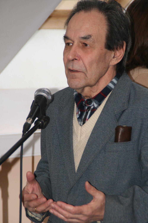 Председатель Союза славянских журналистов Р.Н. Овсянников