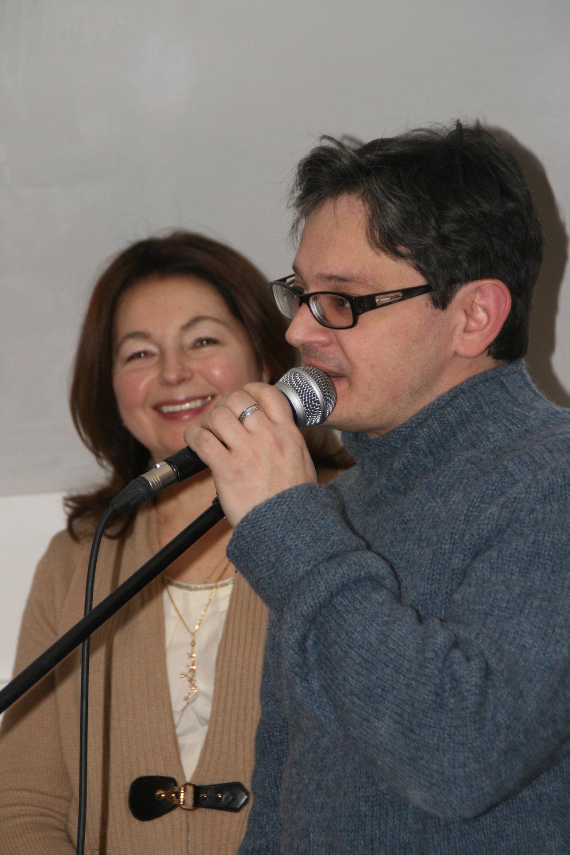 Редактор отдела поэзии журналов «Новый мир» и «Фома», ведущий радио «Вера» Павел Крючков