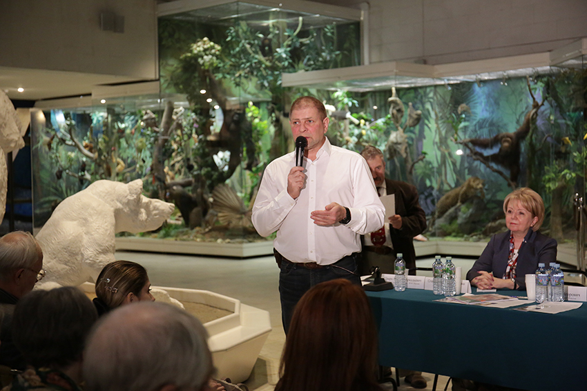 Директор WWF Игорь Честин