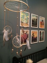 National Parks posters adorn the wall over his crib. One day we will visit all of these places together, as a family!