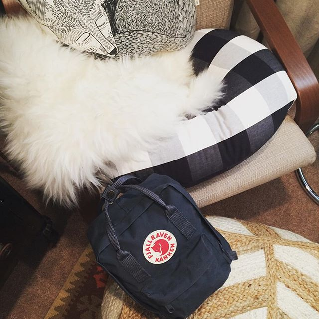 Your @fjallravenofficial bag is packed with cozy things and we are so ready for you! You may be taking your time little beam, but we know it's worth all the waiting... #anxious #twomoms #newmoms #nurserydecor #nurserydesign @small_cargo