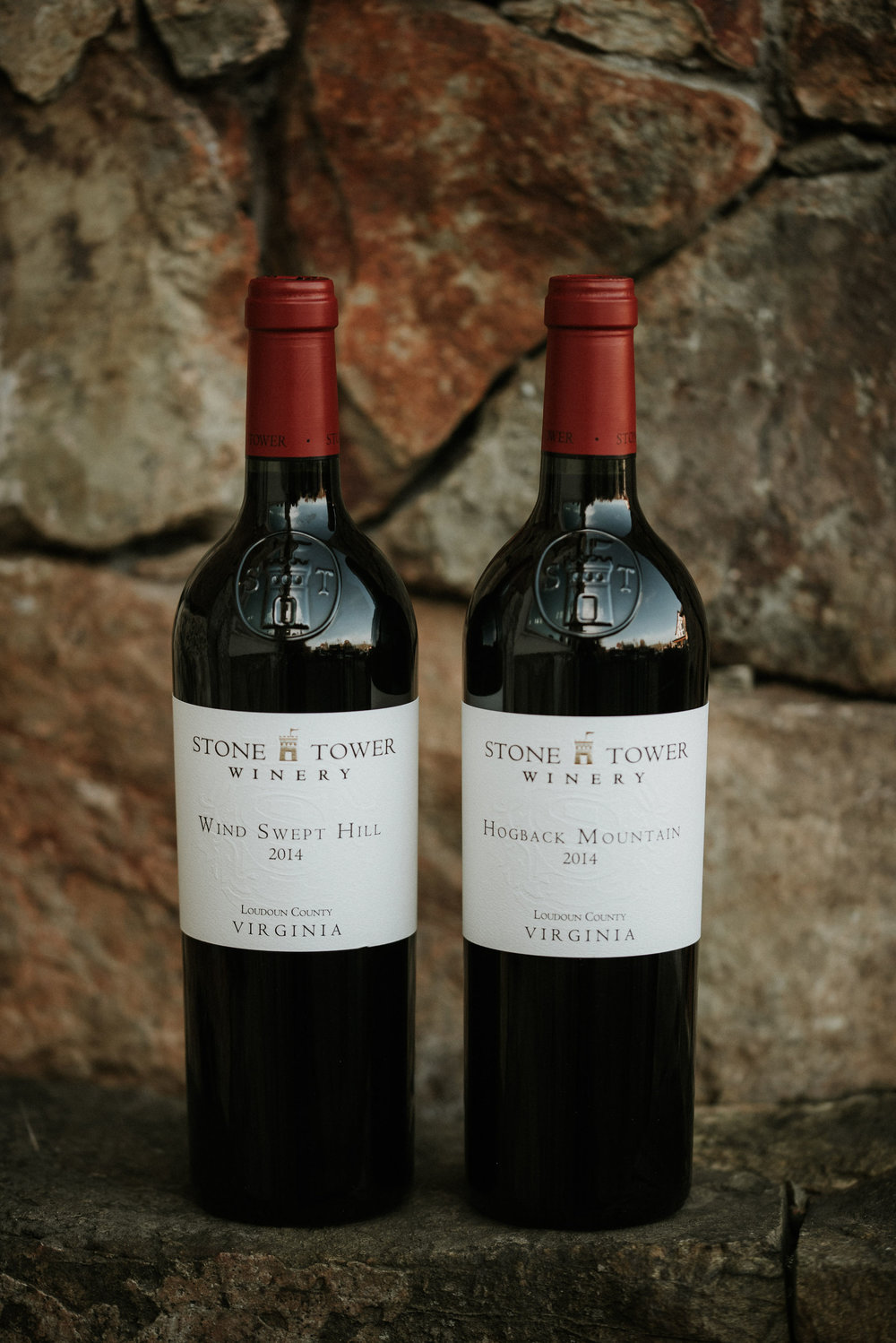Stone Tower Estate - The Stone Tower Estate label presents wines that were grown, produced, and bottled exclusively from our vineyards atop Hogback Mountain. These wines are a truly authentic expression of our terroir and will exclusively feature the finest our estate has to offer.