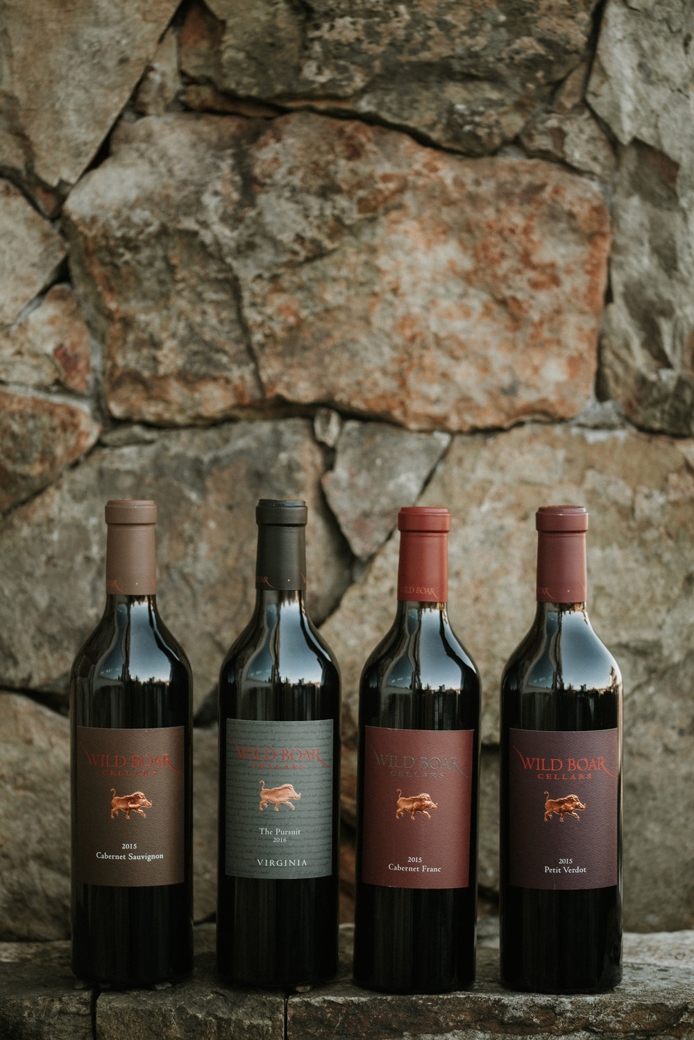 Wild Boar Cellars - The mission behind Wild Boar Cellars is to provide us the platform to utilize our considerable winemaking and cellaring talents in producing stellar wines from great vineyard regions around the world, at a great value.