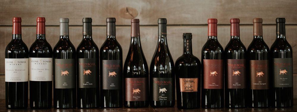 Wines Matched to Your Taste -