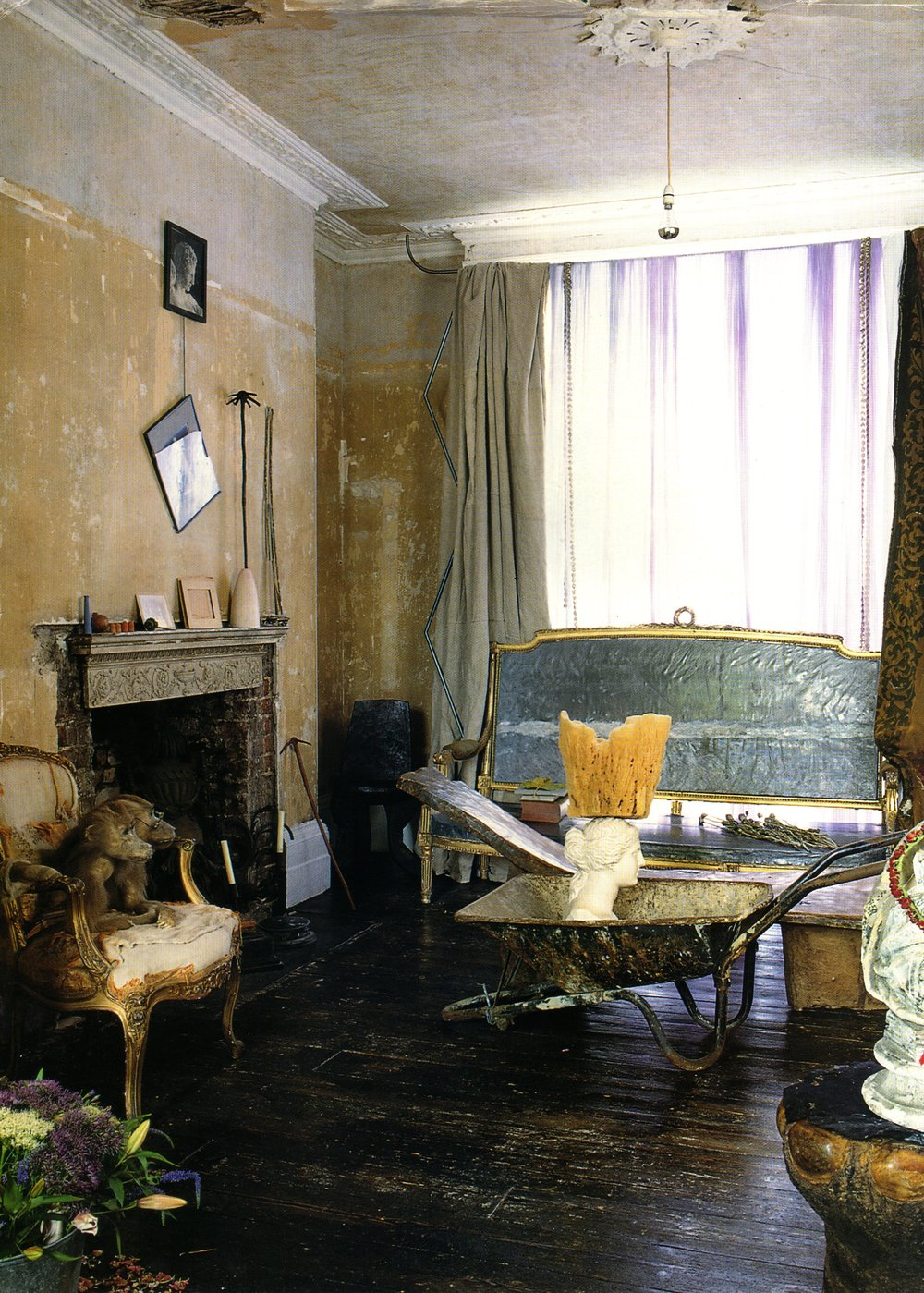 Liza Bruce Interior, Photo: Simon Upton / Rebecca Purcell Archive