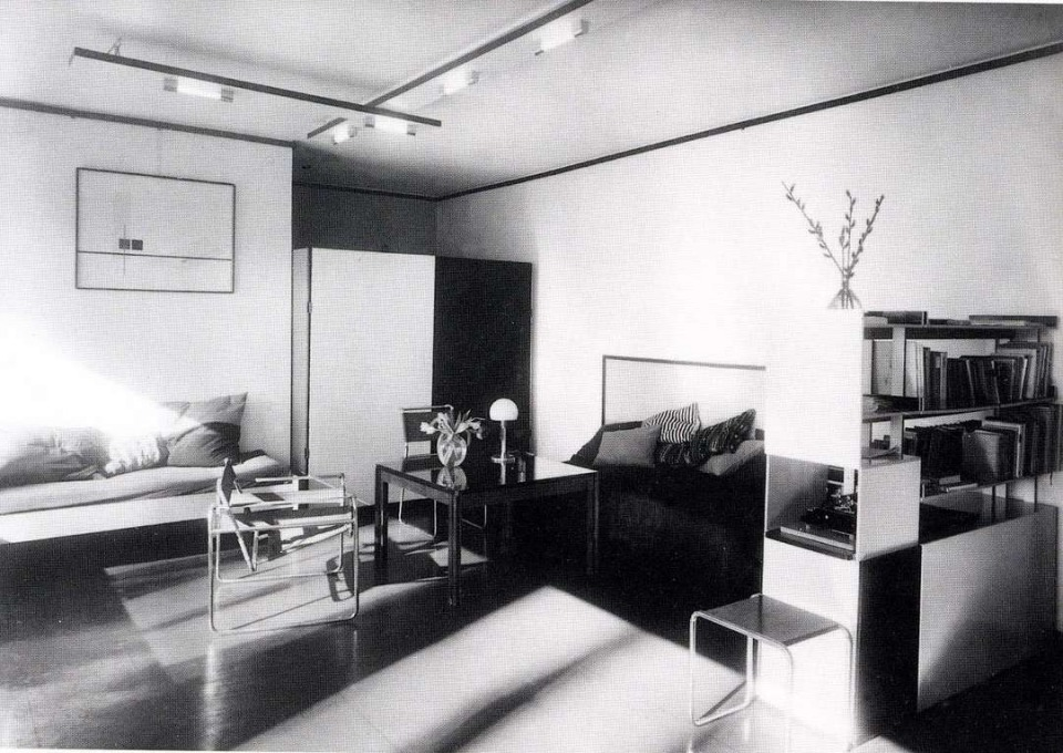 Corbusier Interior / Web Image
