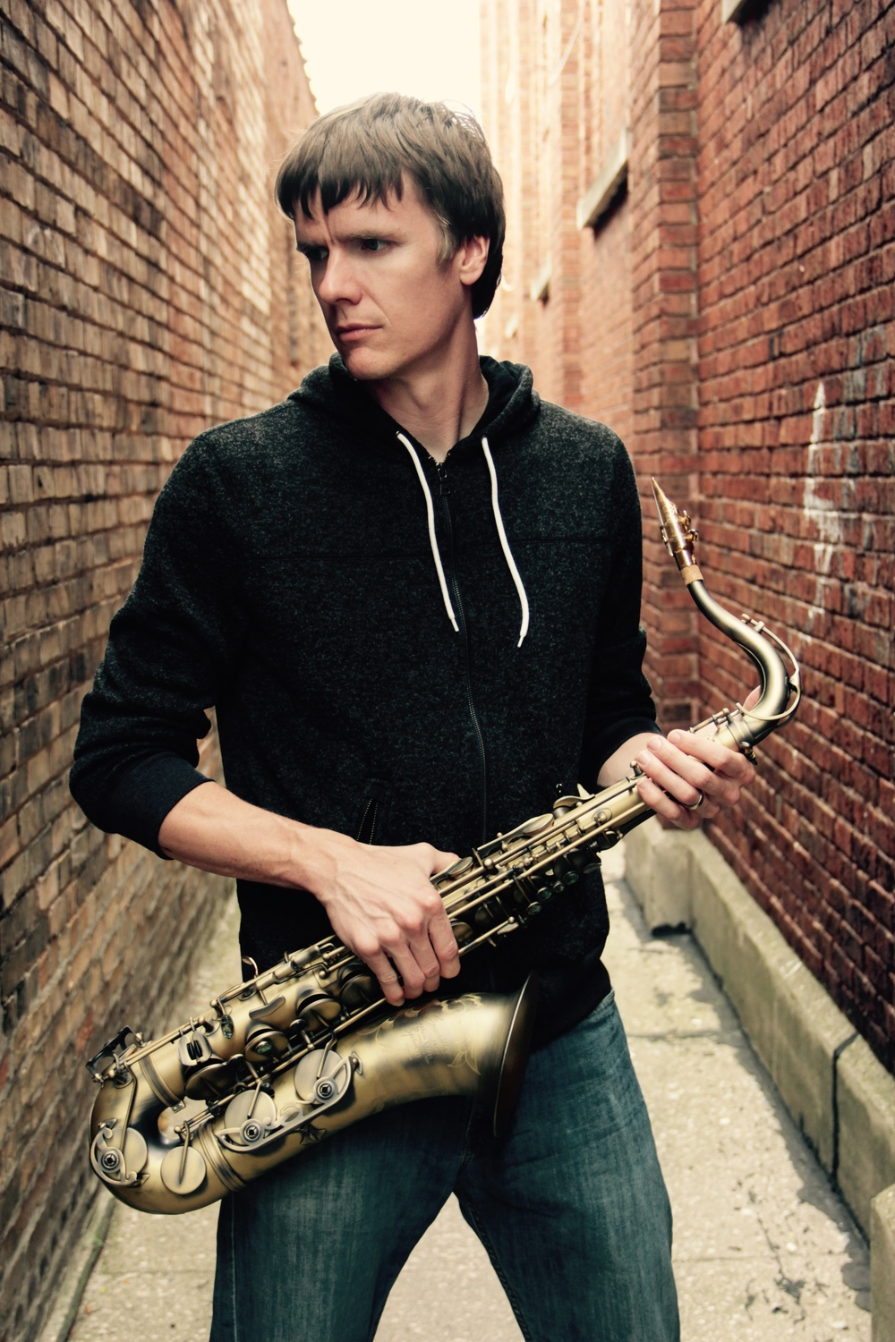 Derek Brown BEATBoXSAX First-time performer this year