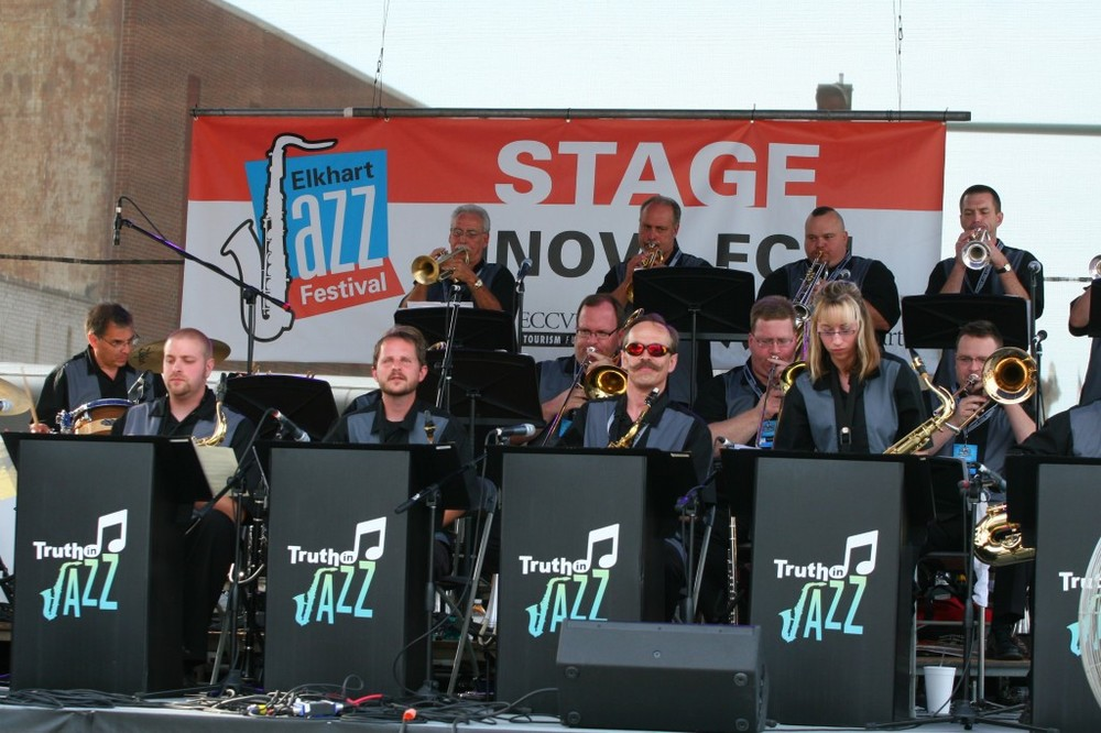 Truth in Jazz Local talent on stage since 1998