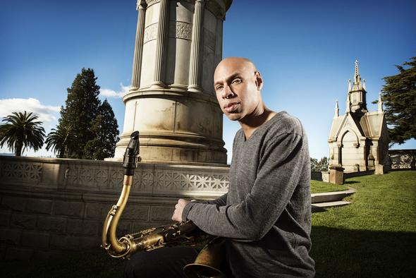 Joshua Redman Quartet with Aaron Goldberg, Reuben Rogers & Greg Hutchinson Performing FRIDAY NIGHT in the Lerner Theatre - BUY TICKETS