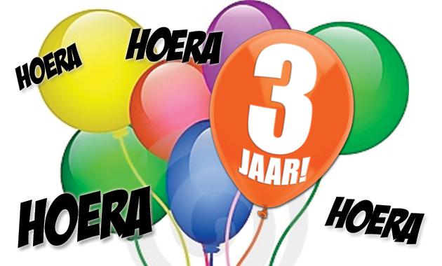 gefeliciteerd 3 jaar Hartelijk Gefeliciteerd 3 Jaar   ARCHIDEV gefeliciteerd 3 jaar
