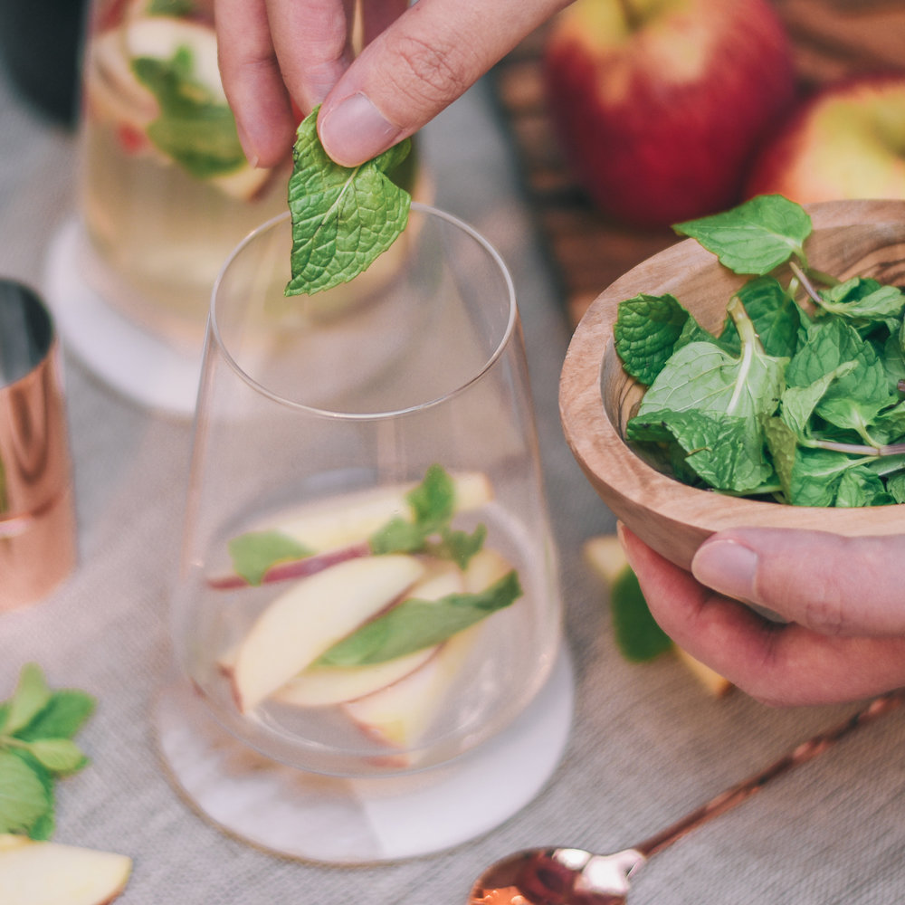 Apple Cocktail Recipe
