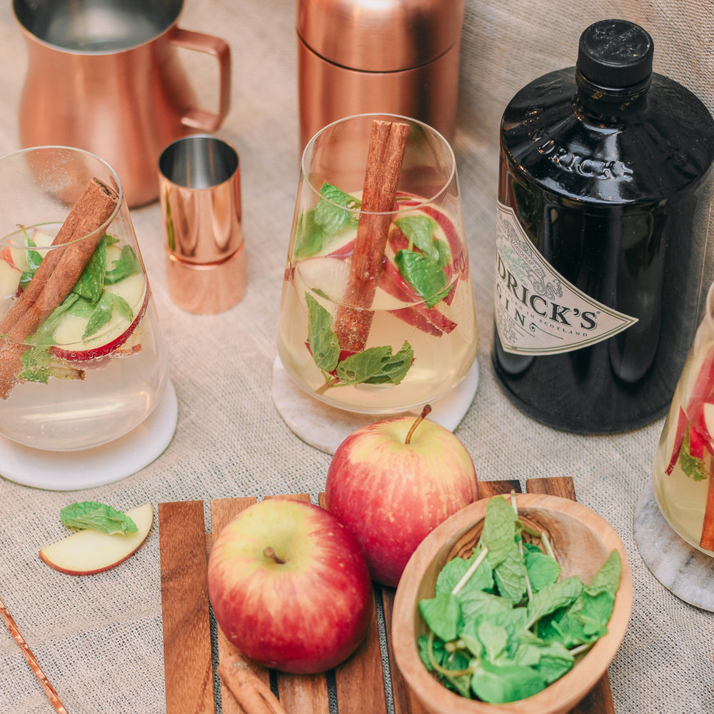 Honey Apple and Gin Cocktail Recipe - As the holiday season draws close, let us indulge in the idea of preparing your bespoke cocktail concoction using everyday ingredients while leaving your guests in awe with your impressive bartending skills. You are most welcome.